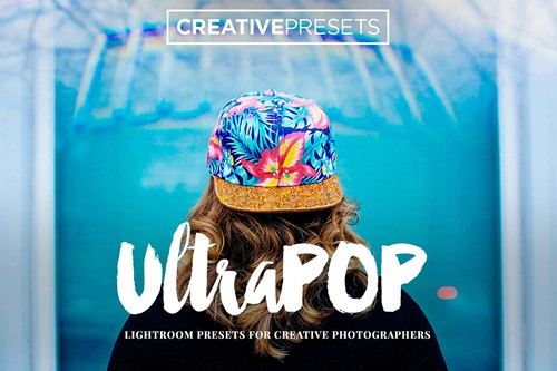 Ultra-POP Lightroom Presets
