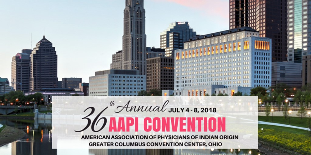 AAPI Convention 2018 !!