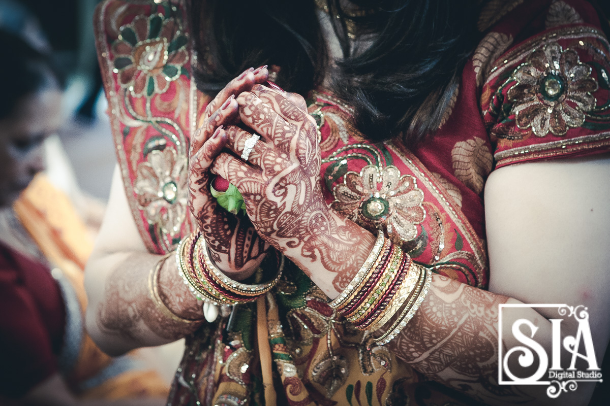 Mehndi - An Important Element in Weddings
