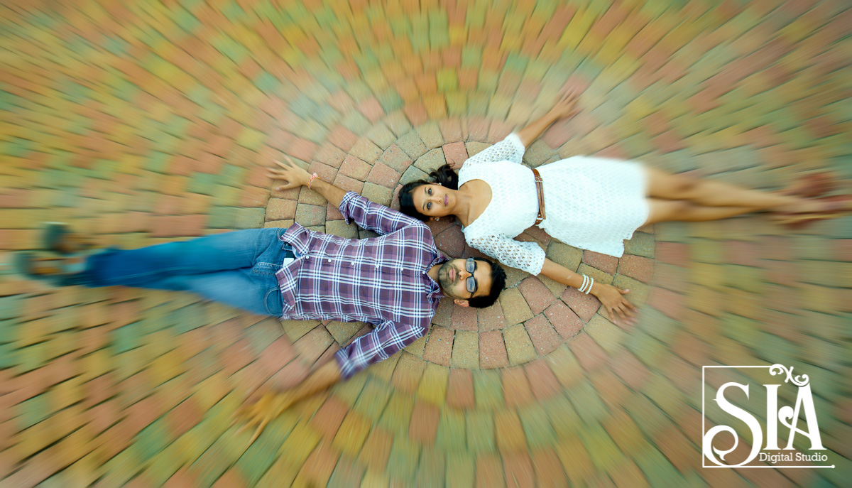 Ami & Ronak // Pre Wedding Photo Shoot