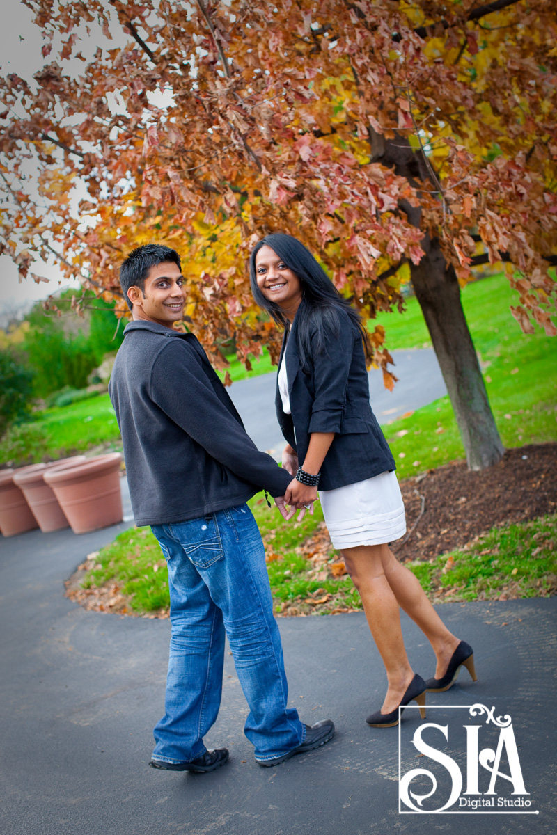 Summer Pre-wedding Photo shoot with Mitul & Poonam!