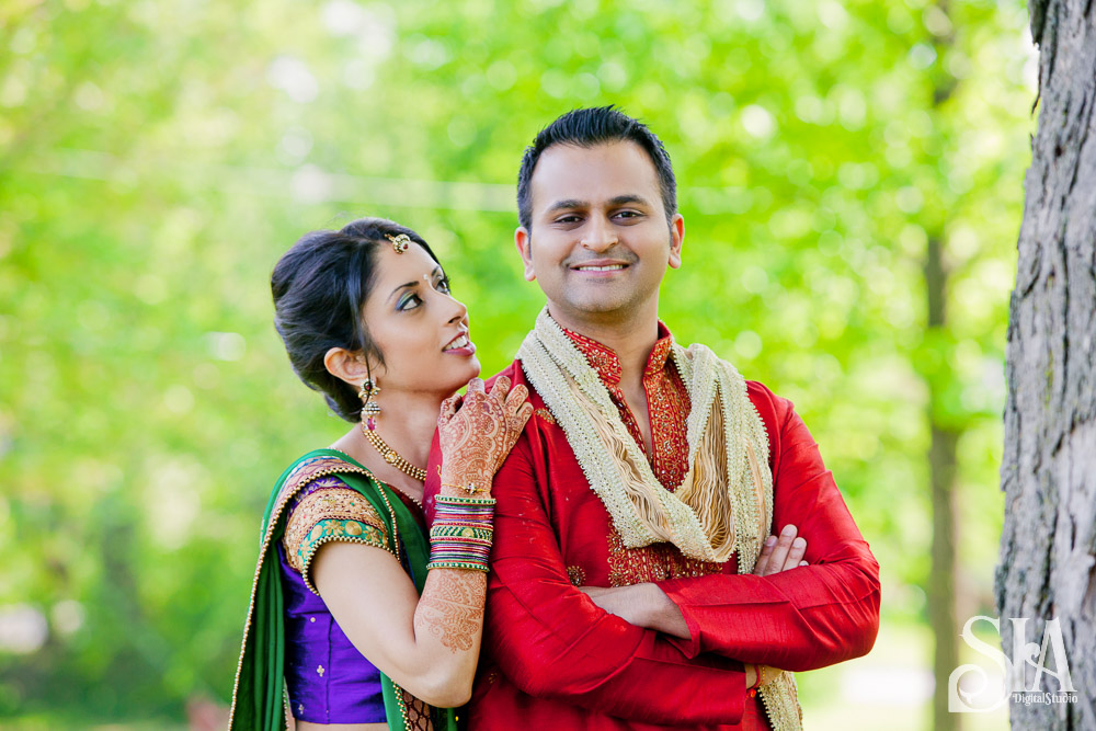 Pragna & Anuj | The Gujarati Couple Who Won Our Hearts With Their Cuteness!