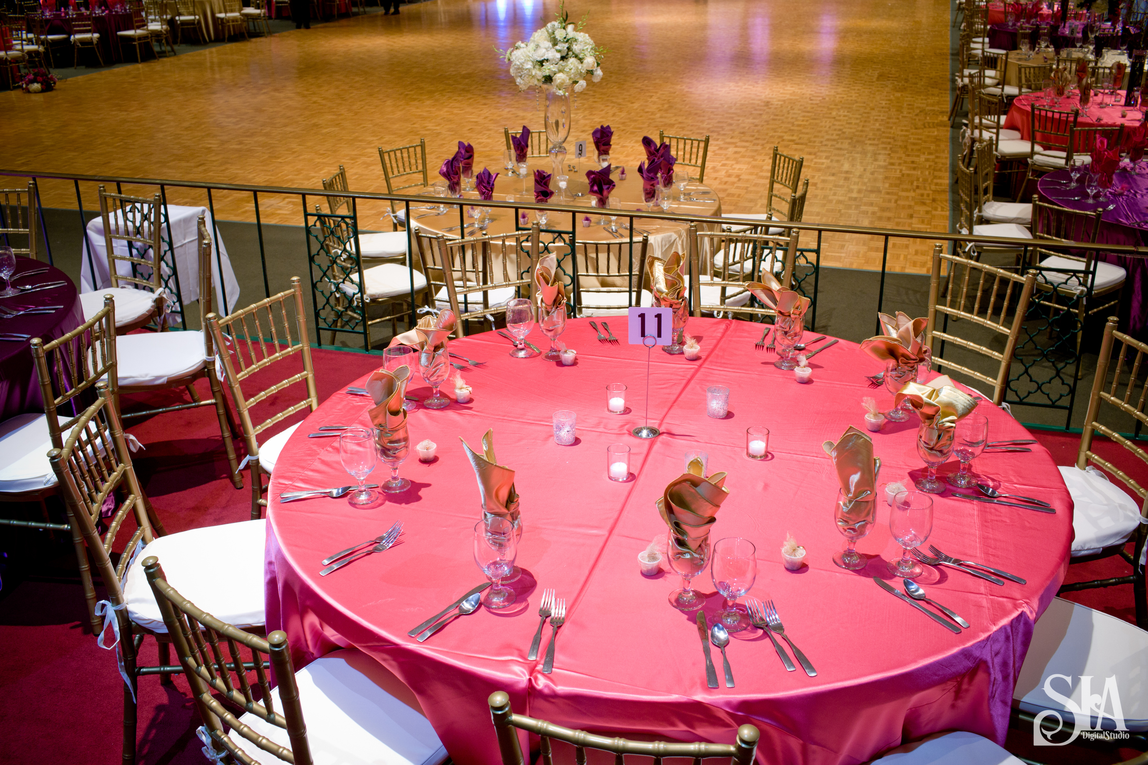 The Art of Wedding Decoration Themes: How to Style a Spectacular Wedding Venue!